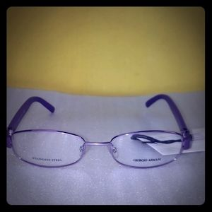 NWT authentic Giorgio Armani frame for Rx